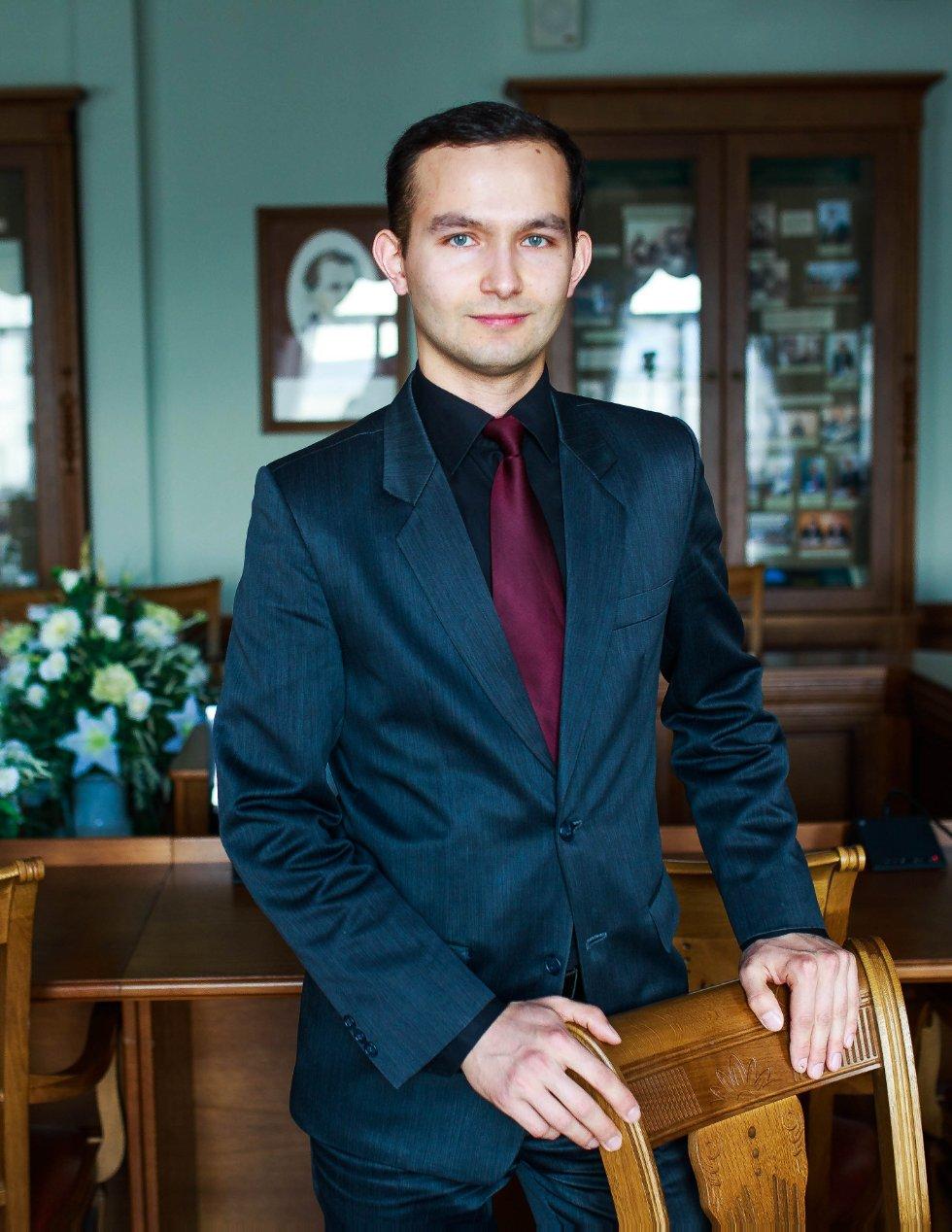 Хабиров Артур Ильфарович