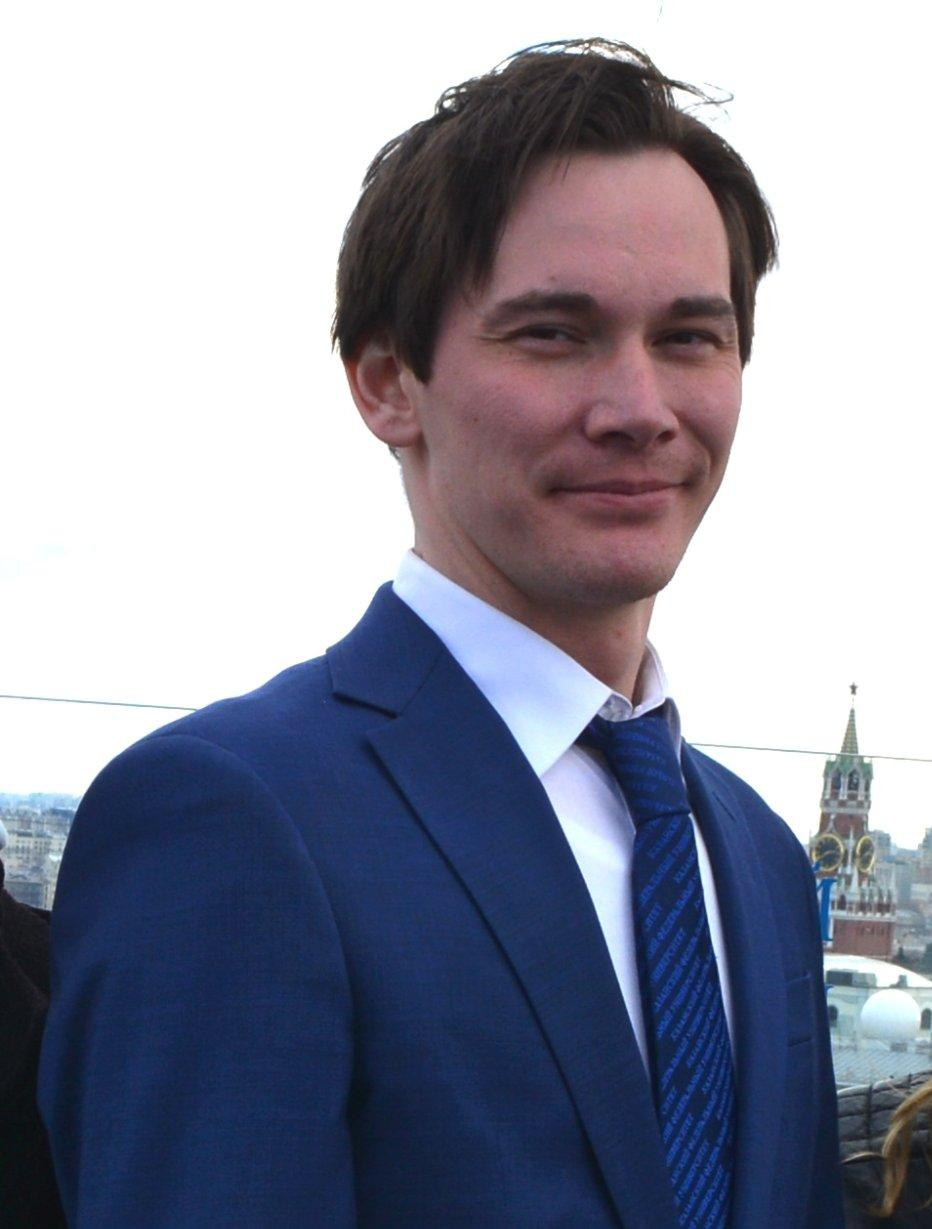 Sharafutdinov Irshad Sultanovich
