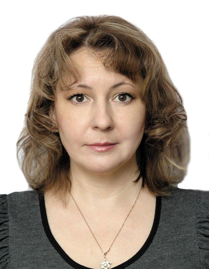 Kadyjrova Lyajsan Habibulhakovna