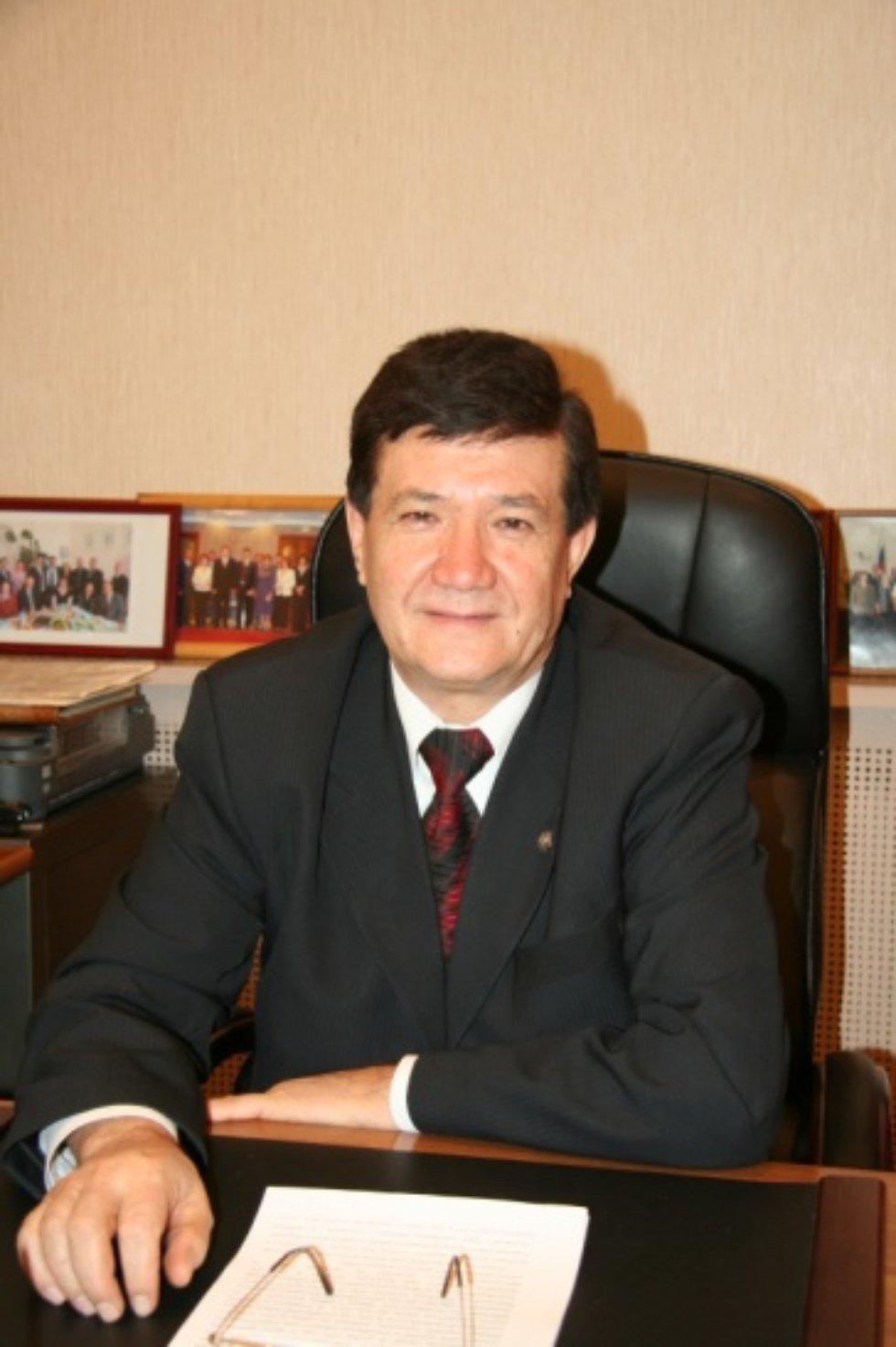 Gataullin Anas Gazizovich