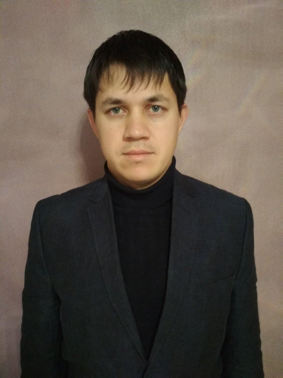 Федоров Дмитрий Федорович