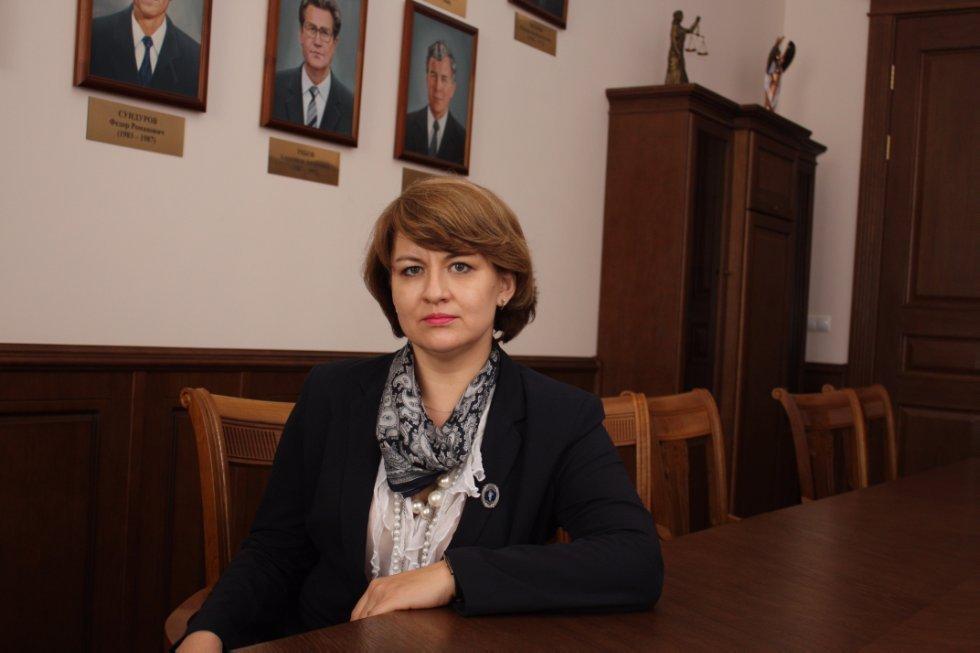 Cheparina Olga Aleksandrovna