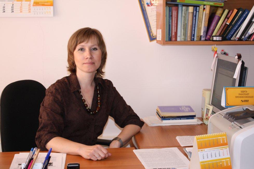 Klimenko Oksana Yusupovna