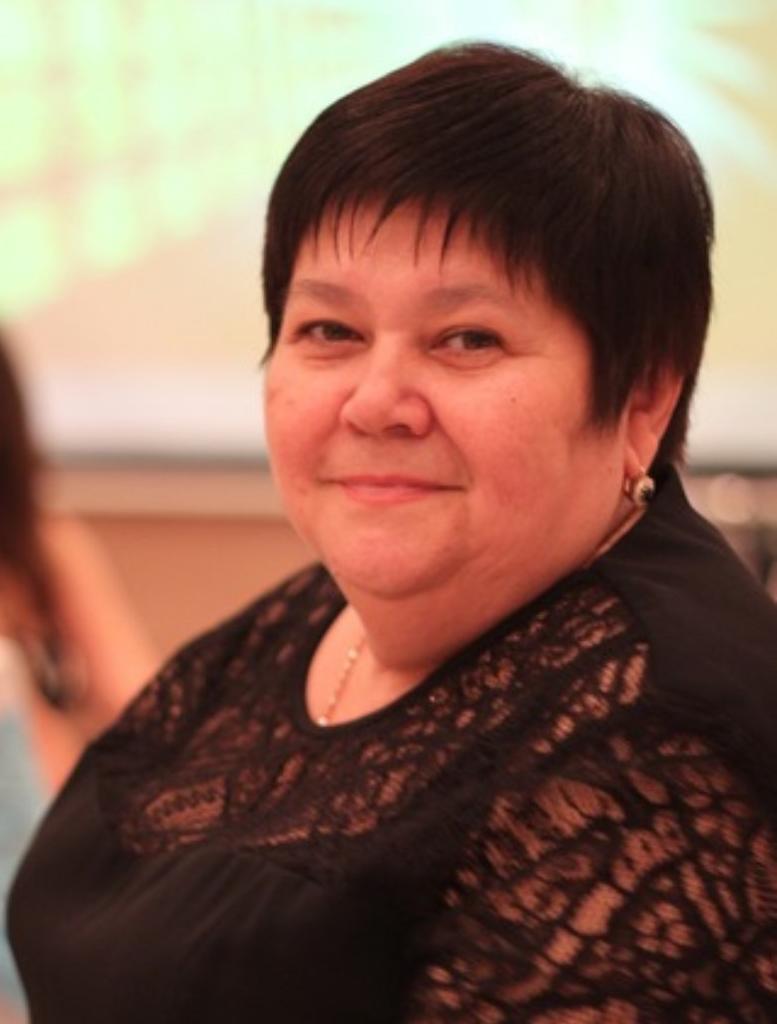 Hametova Nuriya Gumerovna