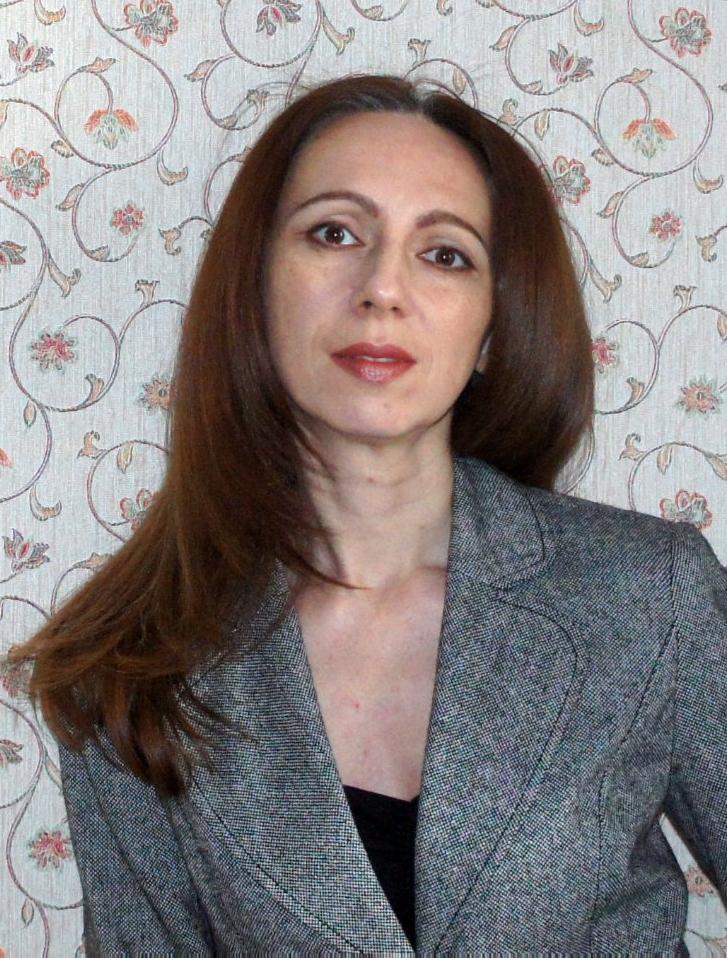 Харитонова Майя Александровна
