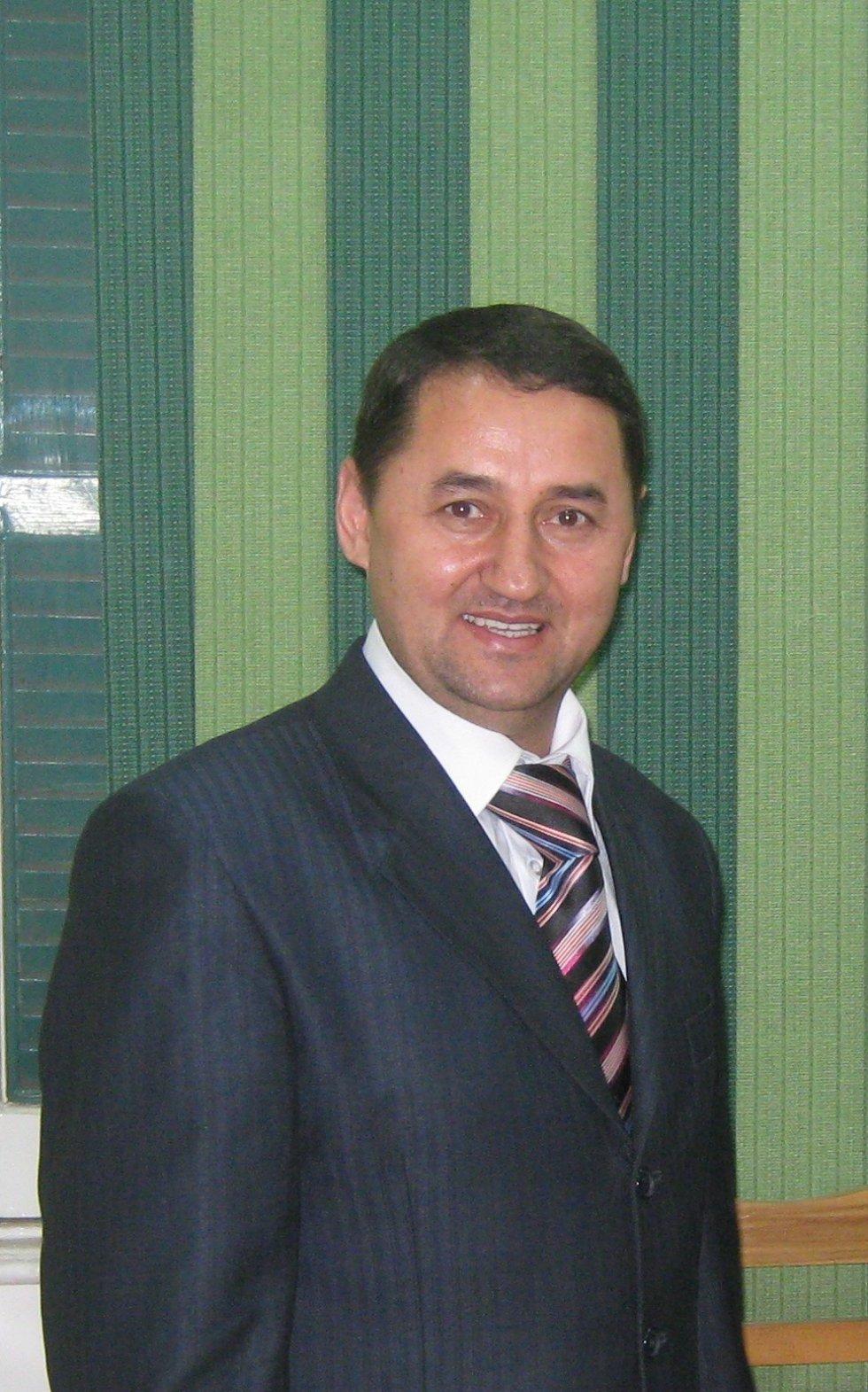 Abrorov Ilyos Mukhrimkhonovich