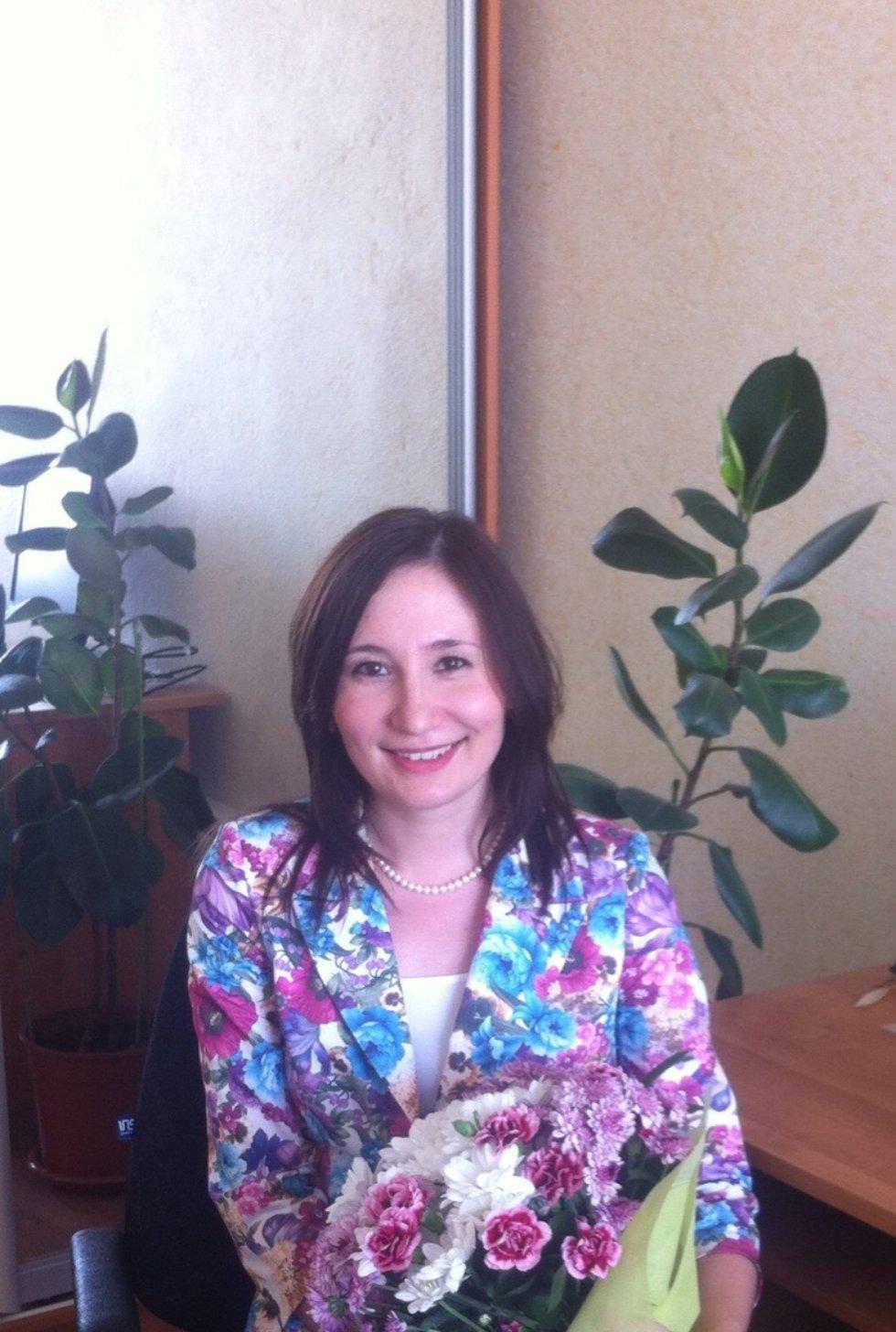 Fazleeva Elmira Ildarovna