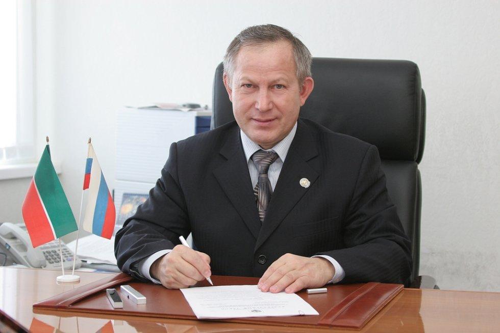 Kurmanov Midkhat Mazgutovich