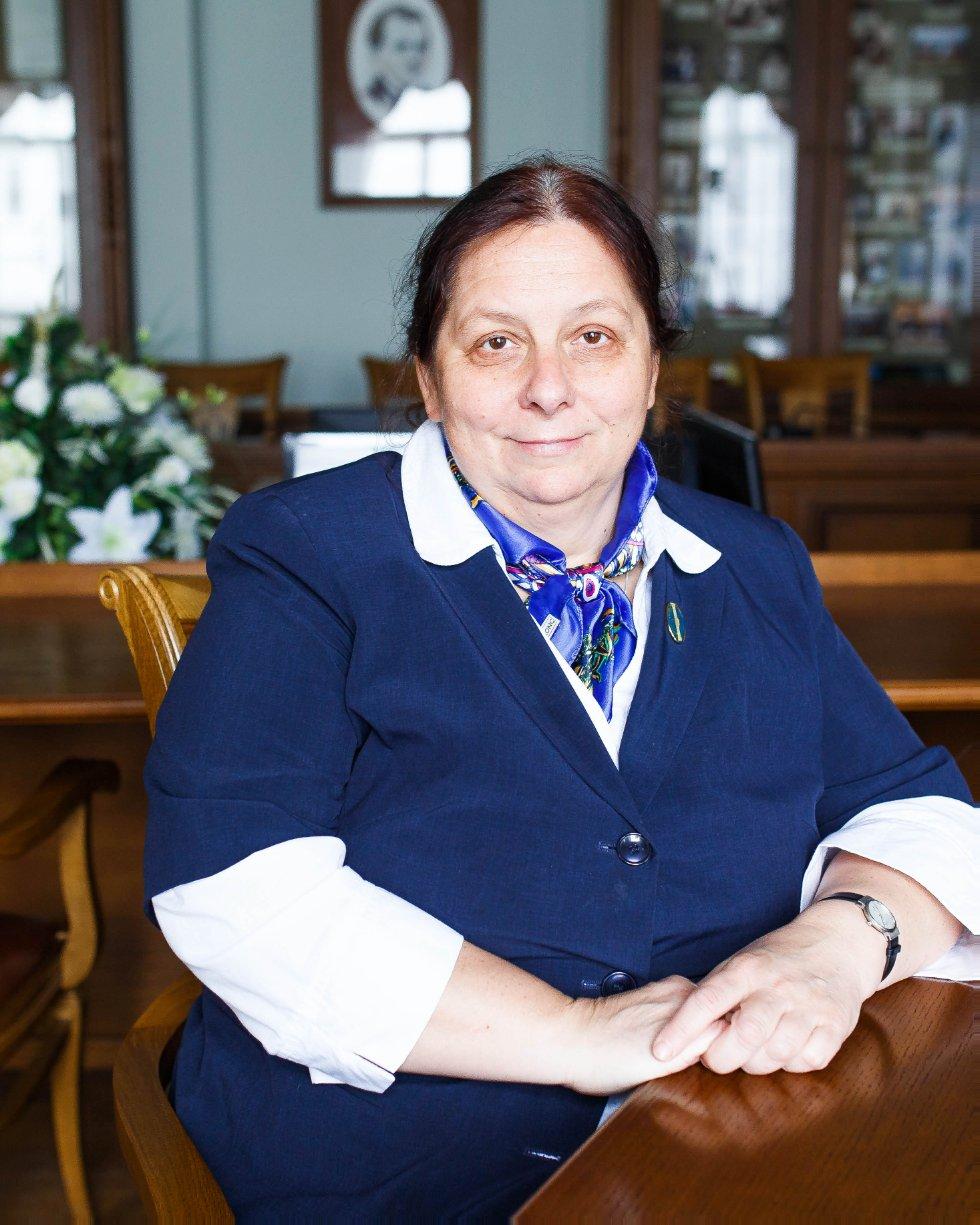 Талан Мария Вячеславовна