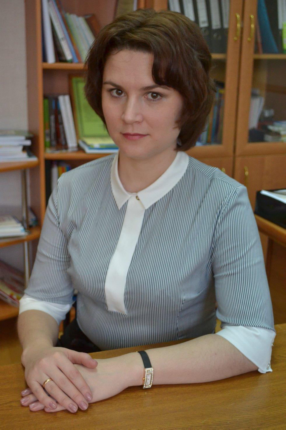 Safronova Marina Aleksandrovna