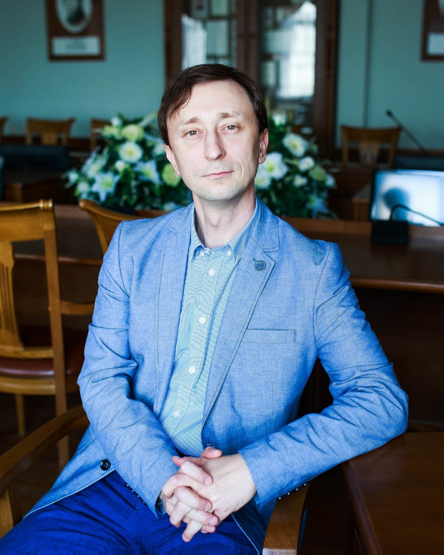 Davletgildeev Rustem Shamilevich