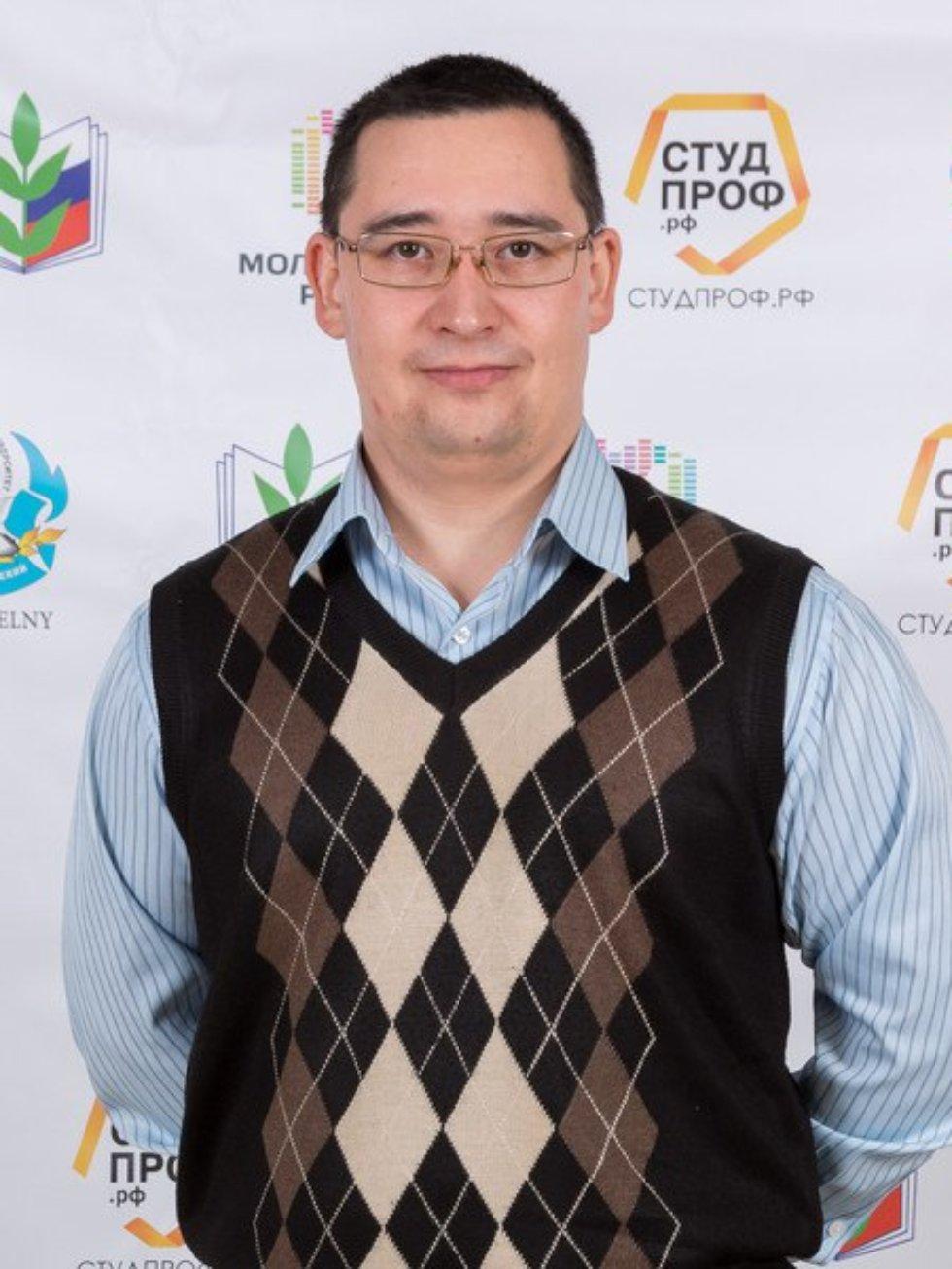 Насибуллин Рамиль Тахирович