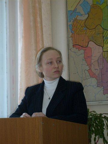 Комар Наталья Геннадьевна