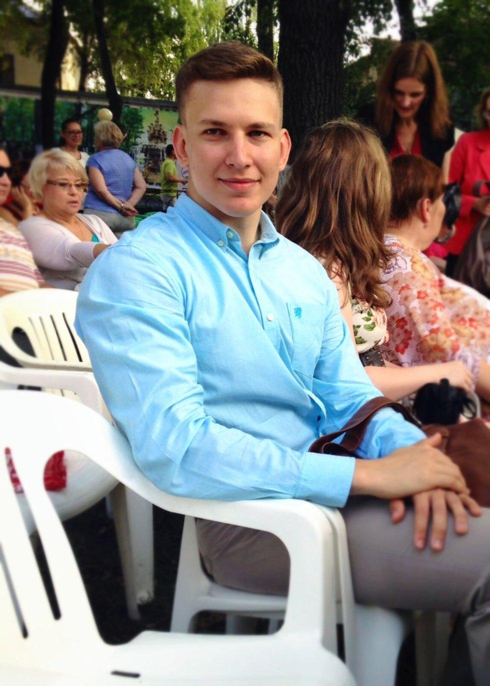 Захаров Михаил Юрьевич