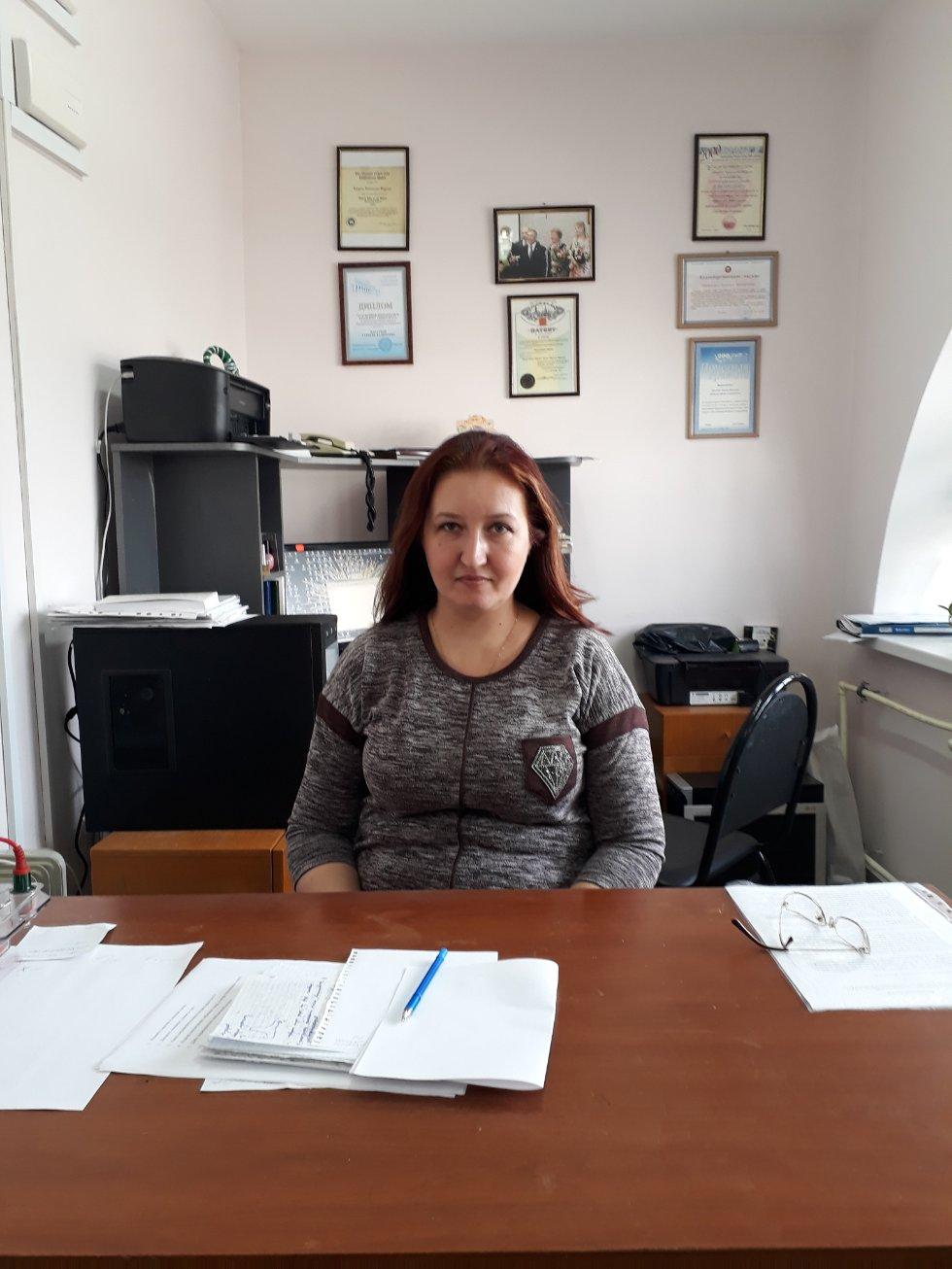 Зинурова Елена Евгеньевна