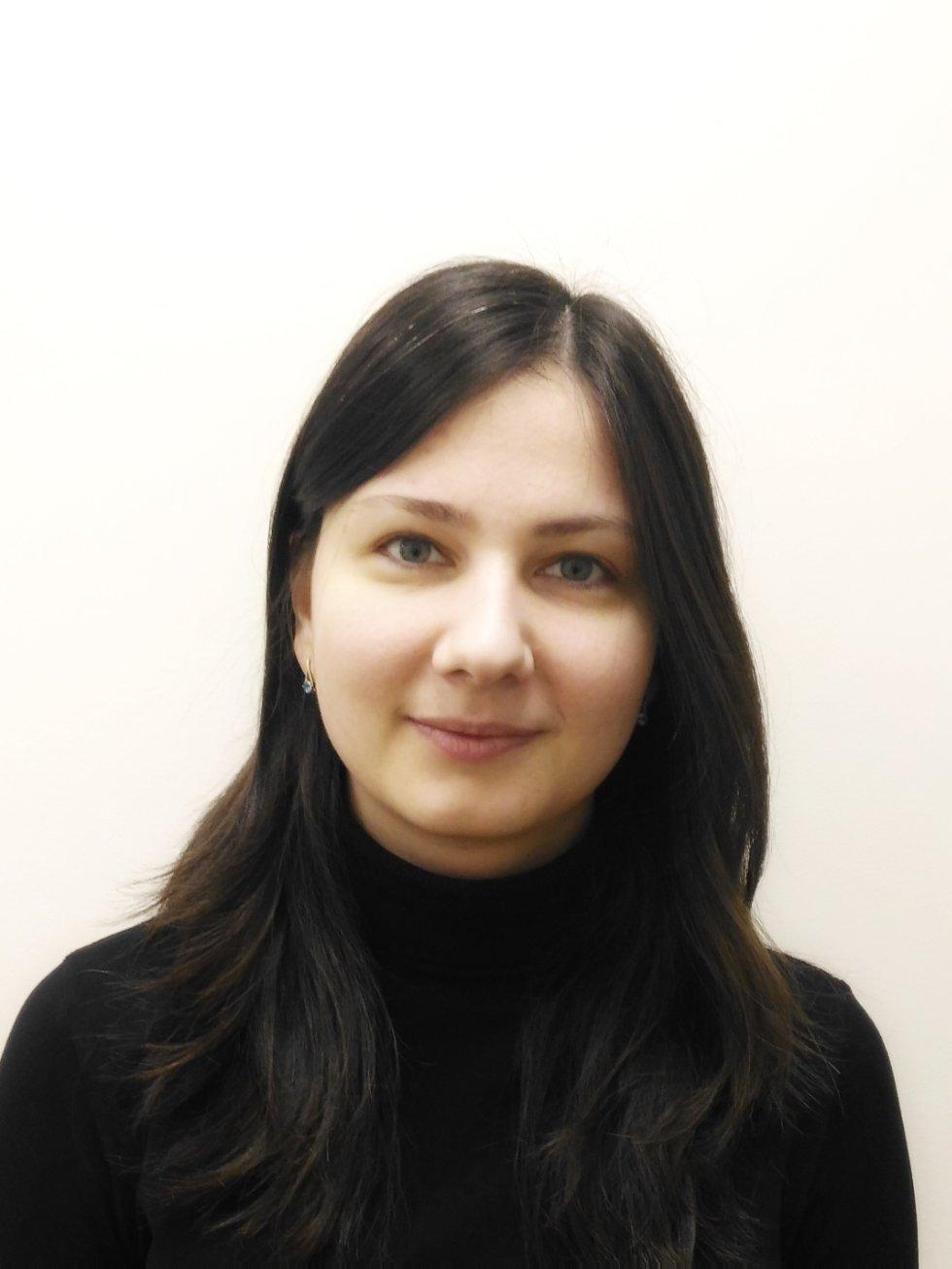 Siniagina Maria Nikolaevna