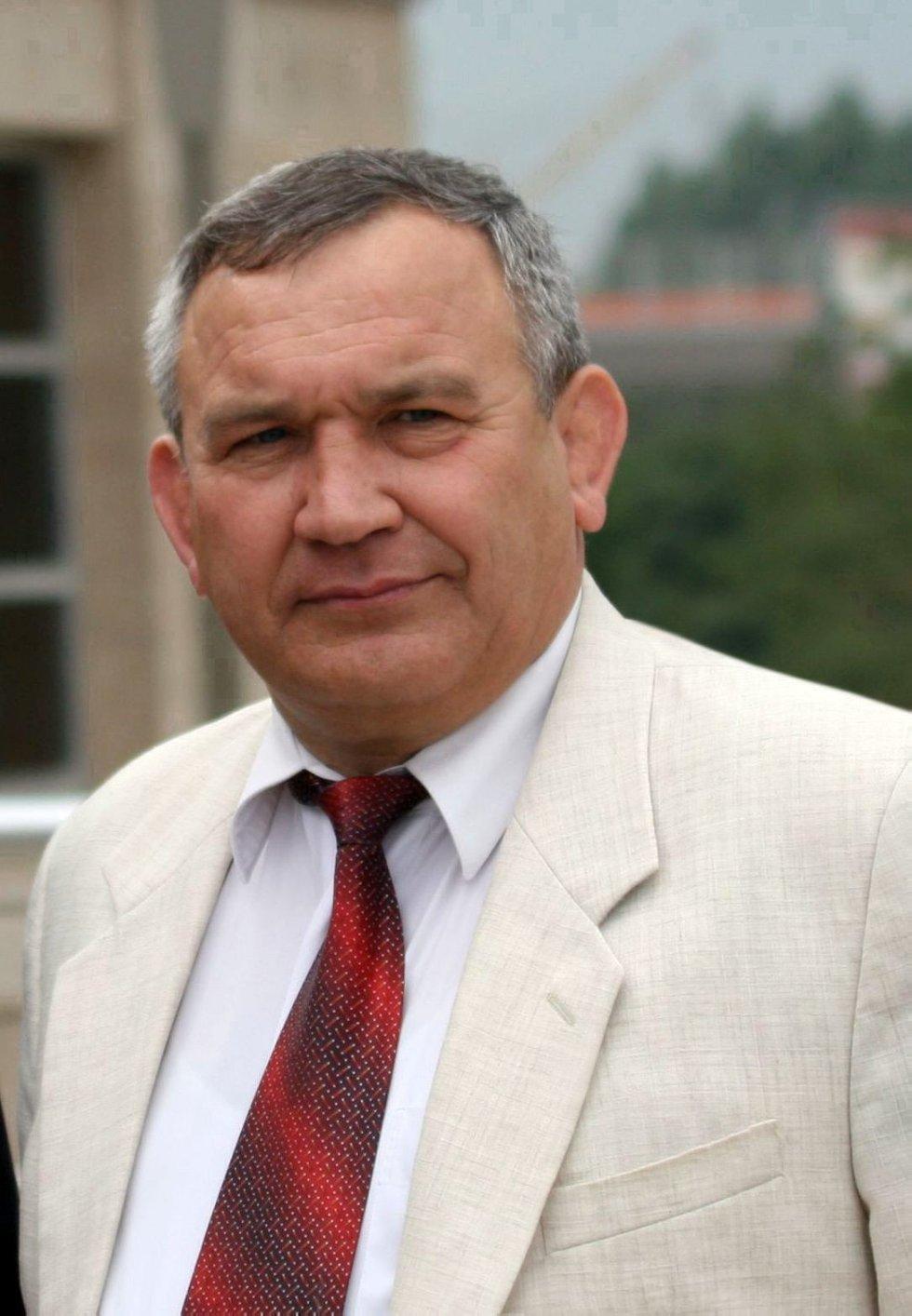 Ахметов Фриль Мирзанурович