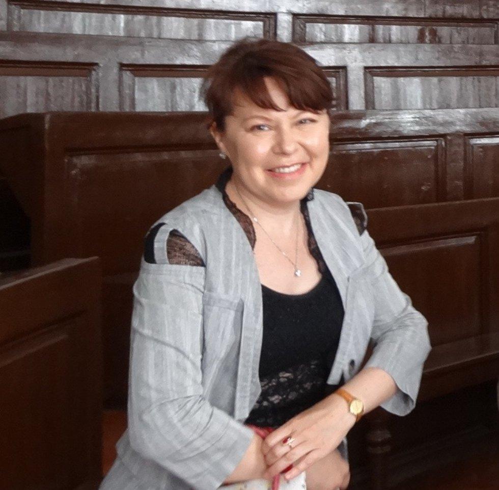 Kurbangalieva Almira Rafaelovna