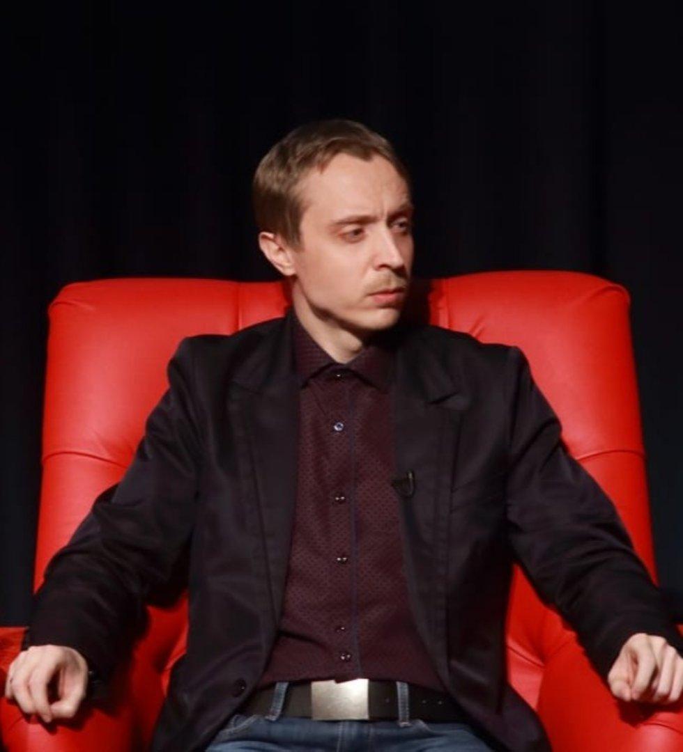 Рогатин Владимир Николаевич