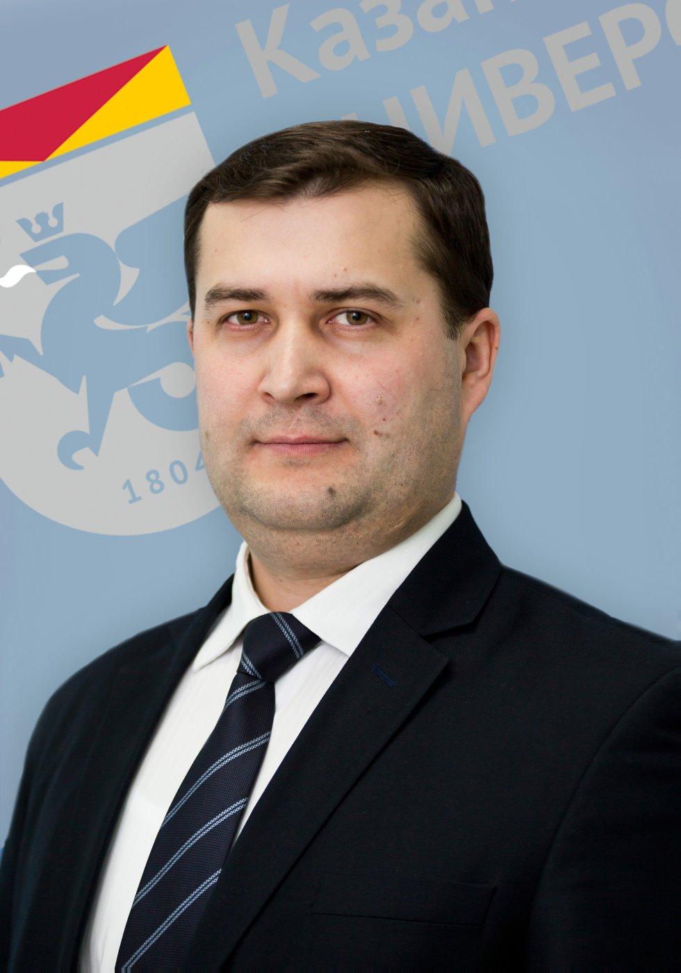 Шарипов Ильнур Зуфарович