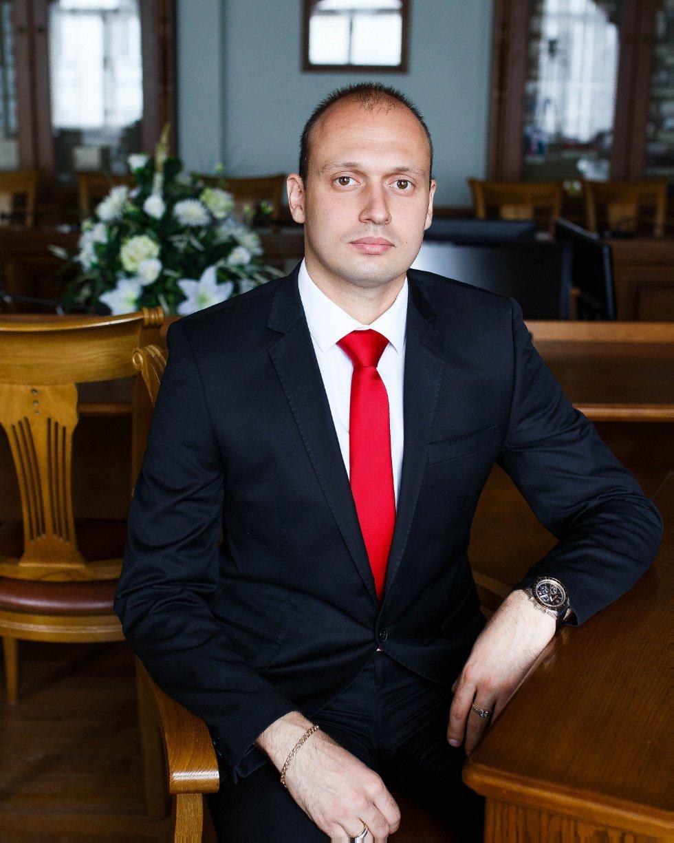 Голубев Станислав Игоревич