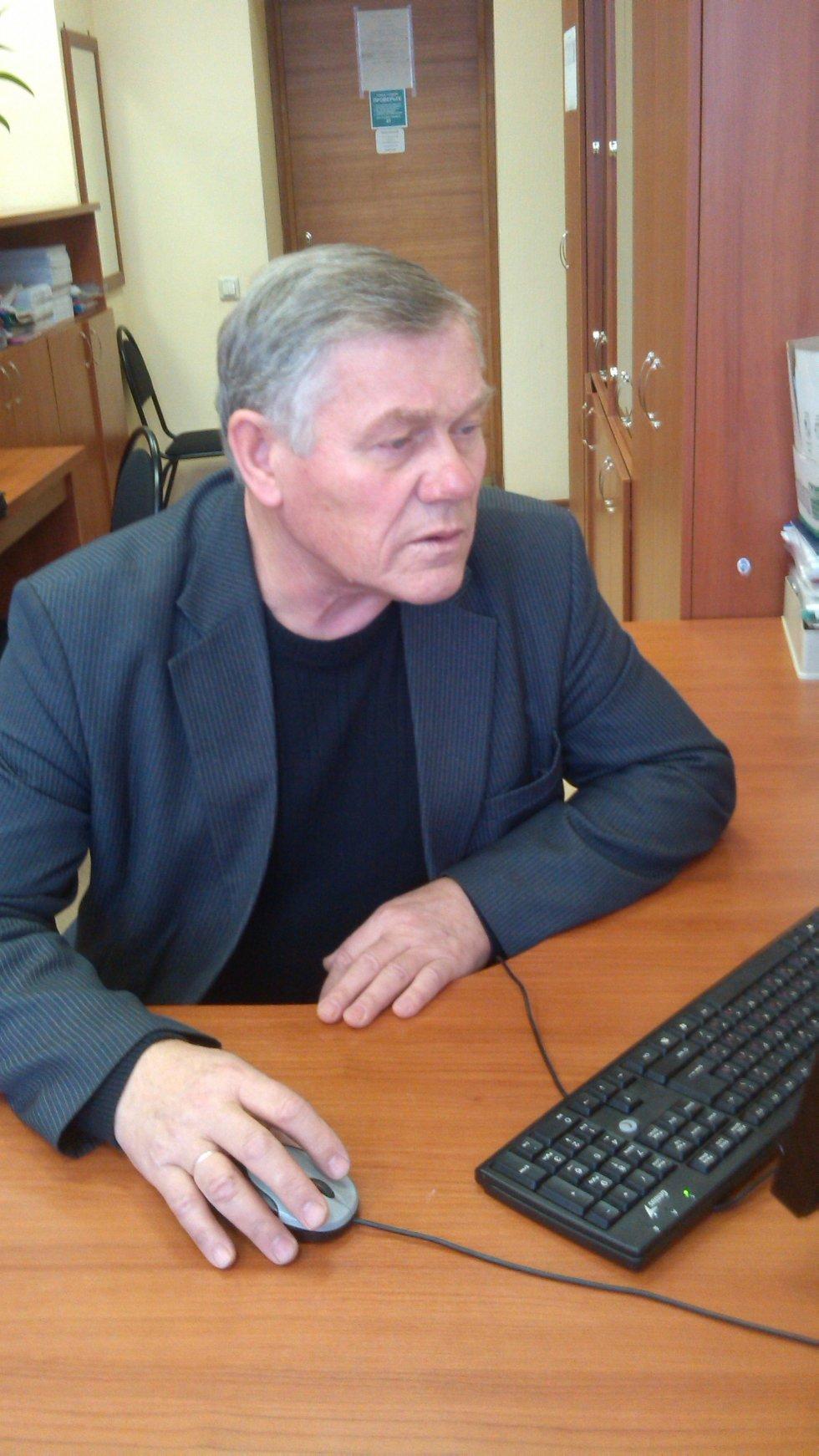 Butov Grigorij Nikolaevich