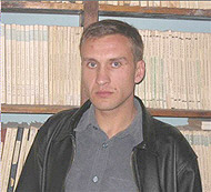 Белов Сергей Иванович