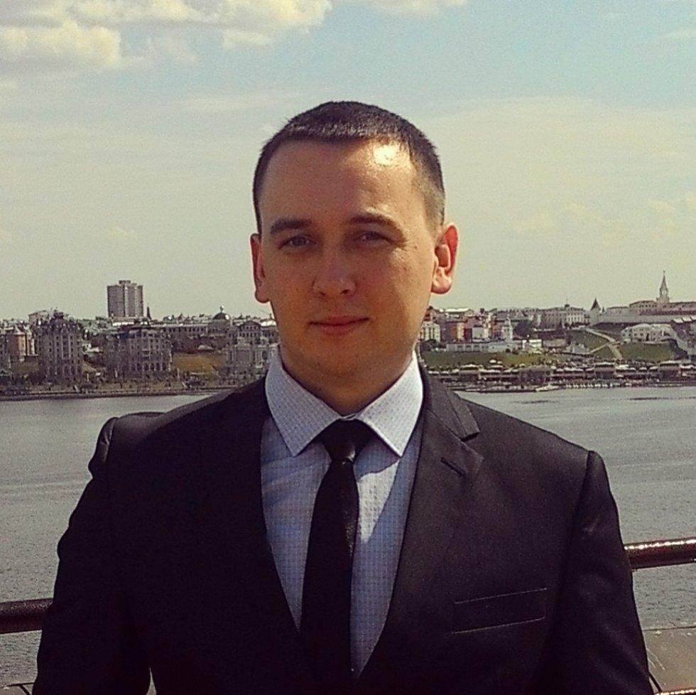 Гилемзянов Алмаз Фирдинантович
