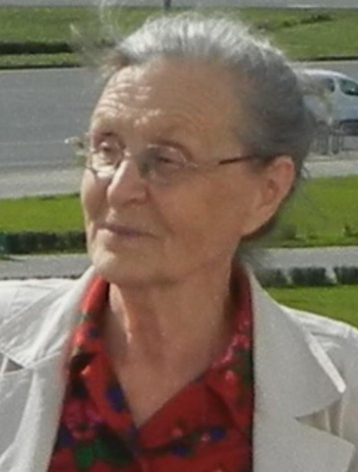 Боос Галина Арведовна