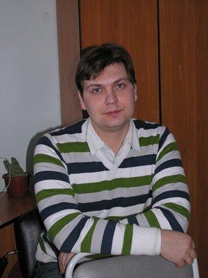 Zelenihin Pavel Valerevich