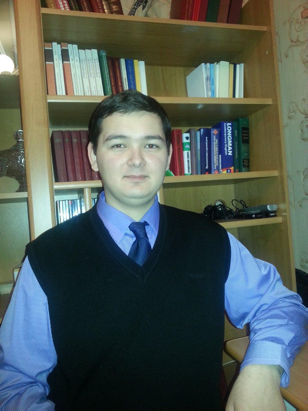 Yahin Marat Ajdarovich