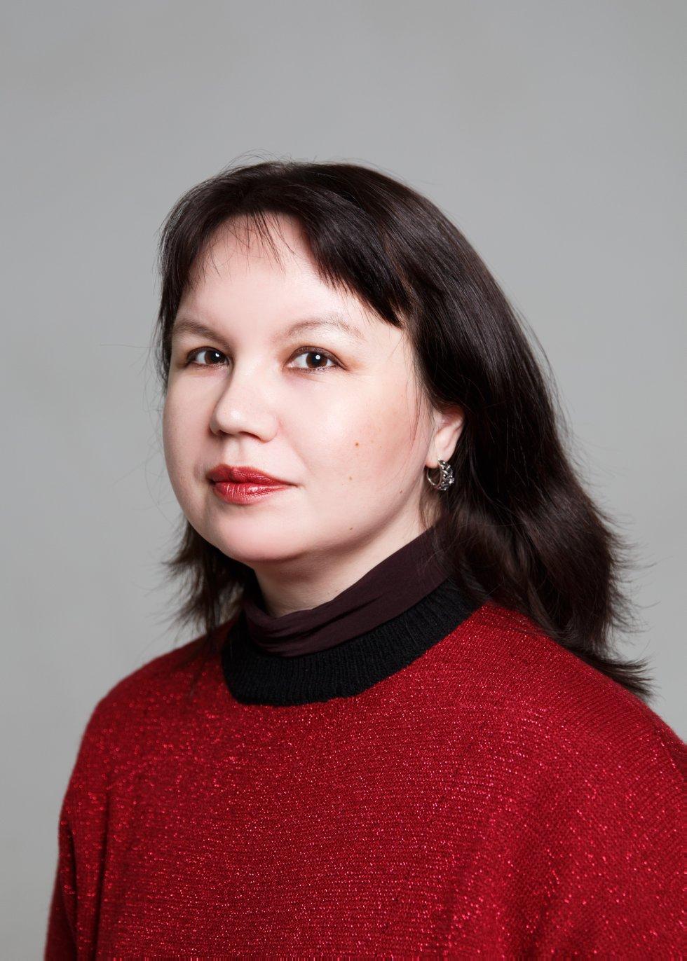 Зайнуллина Миляуша Рашитовна