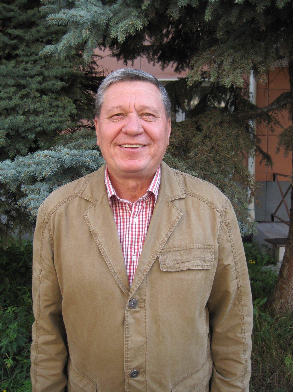 Мартьянов Олег Петрович