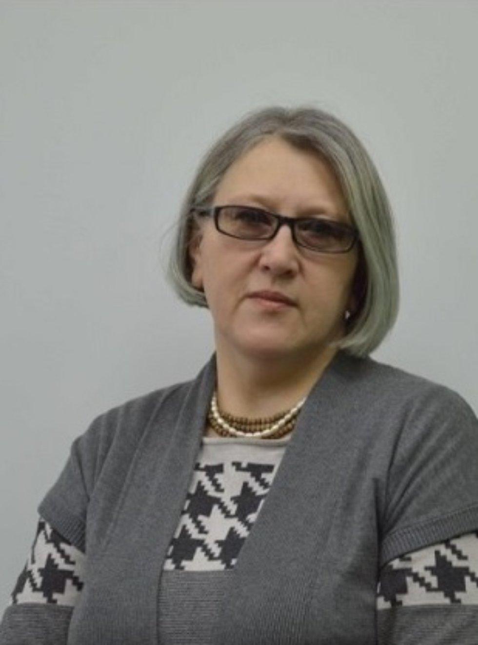 Александрова Лариса Анатольевна