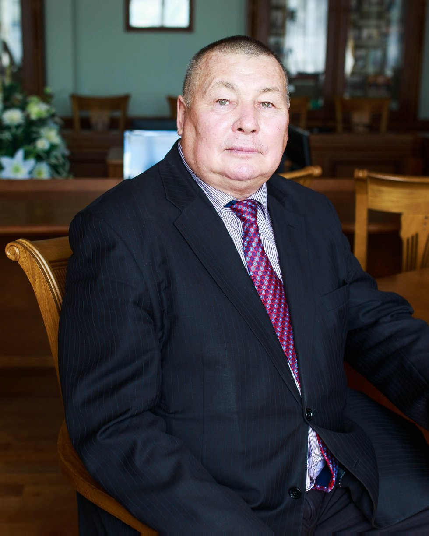 Gazetdinov Nail Islamovich