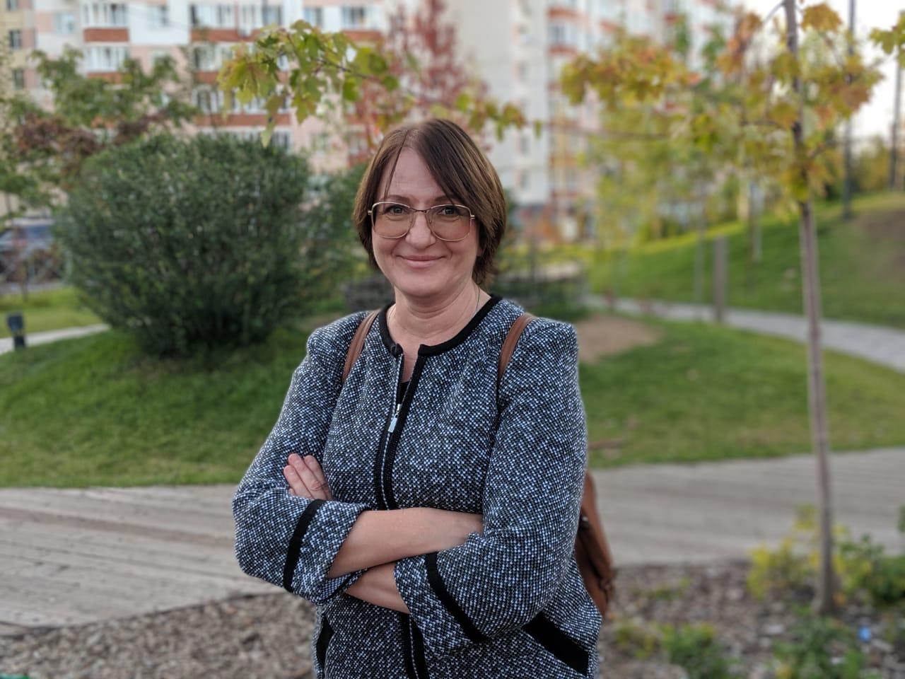 Valiullina Marina Evgenevna