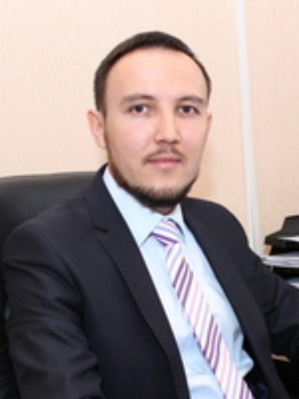 Edikhanov Iskander Zhamilovich