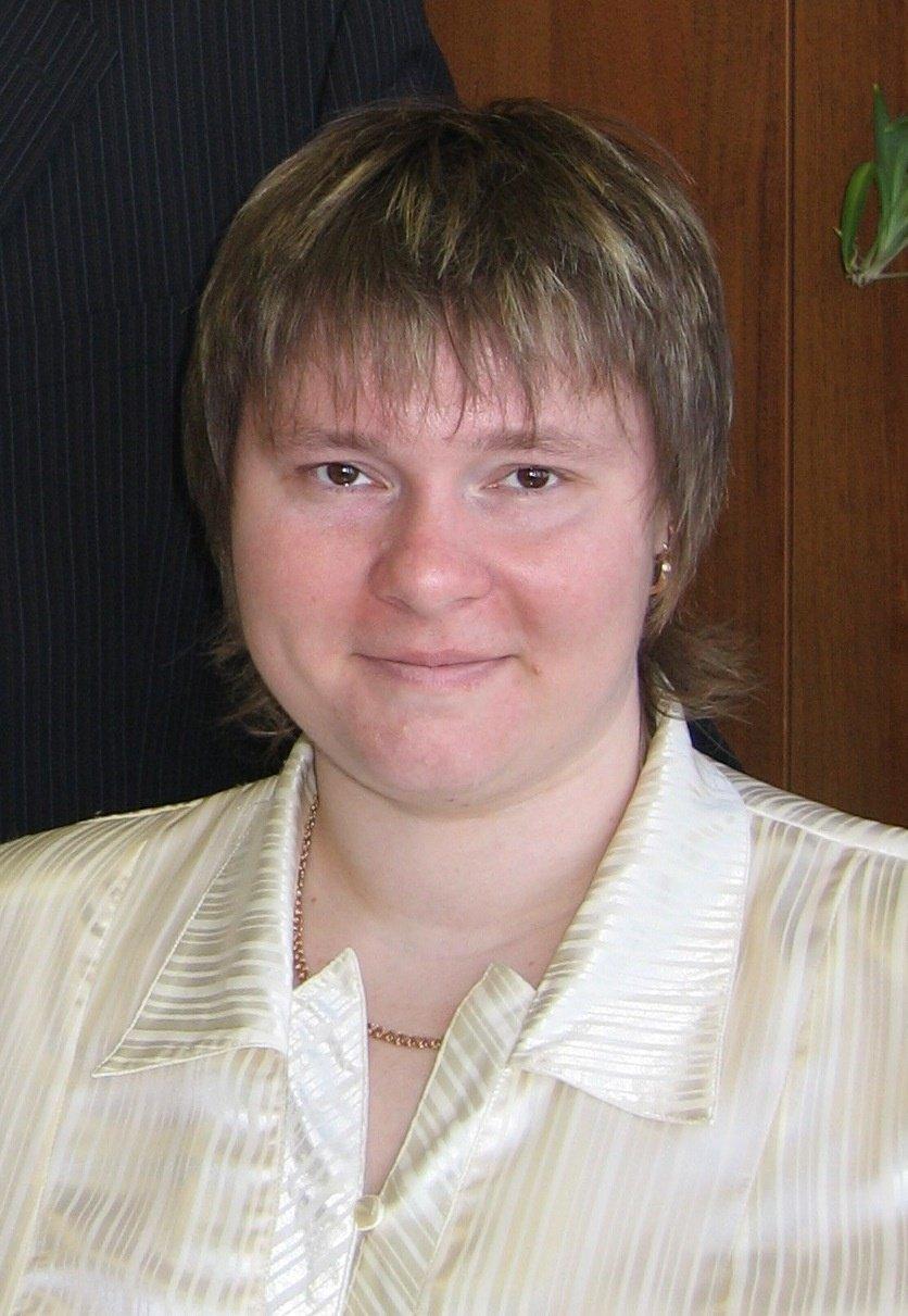 Маслова Елена Сергеевна