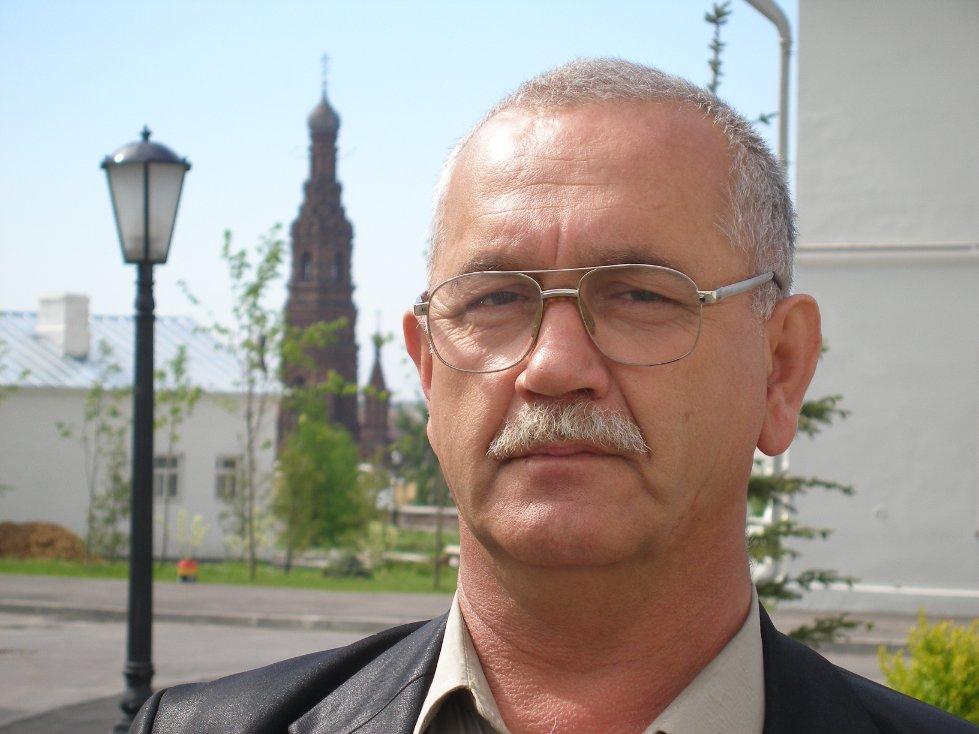 Наумов Александр Кондратьевич