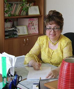 Хайруллина Юлдуз Ракибовна