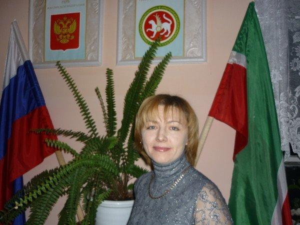 Устюжина Ольга Николаевна
