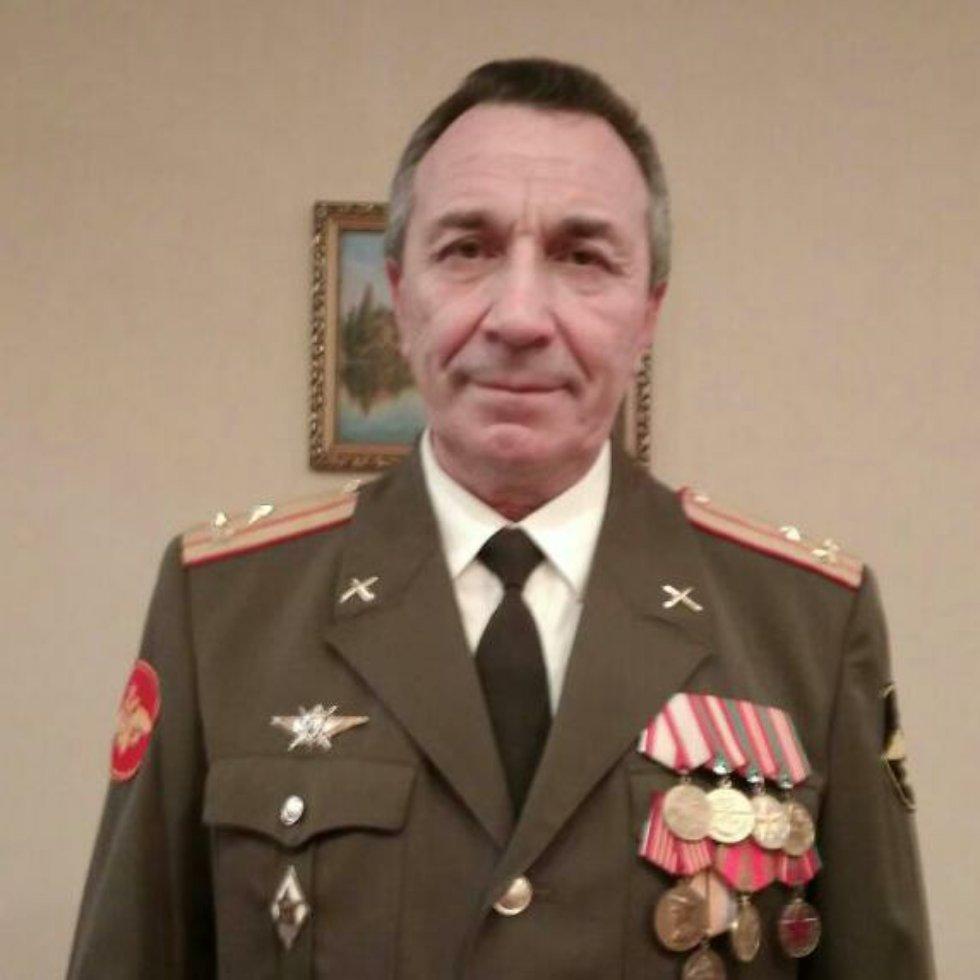 Султанов Вячеслав Андреевич