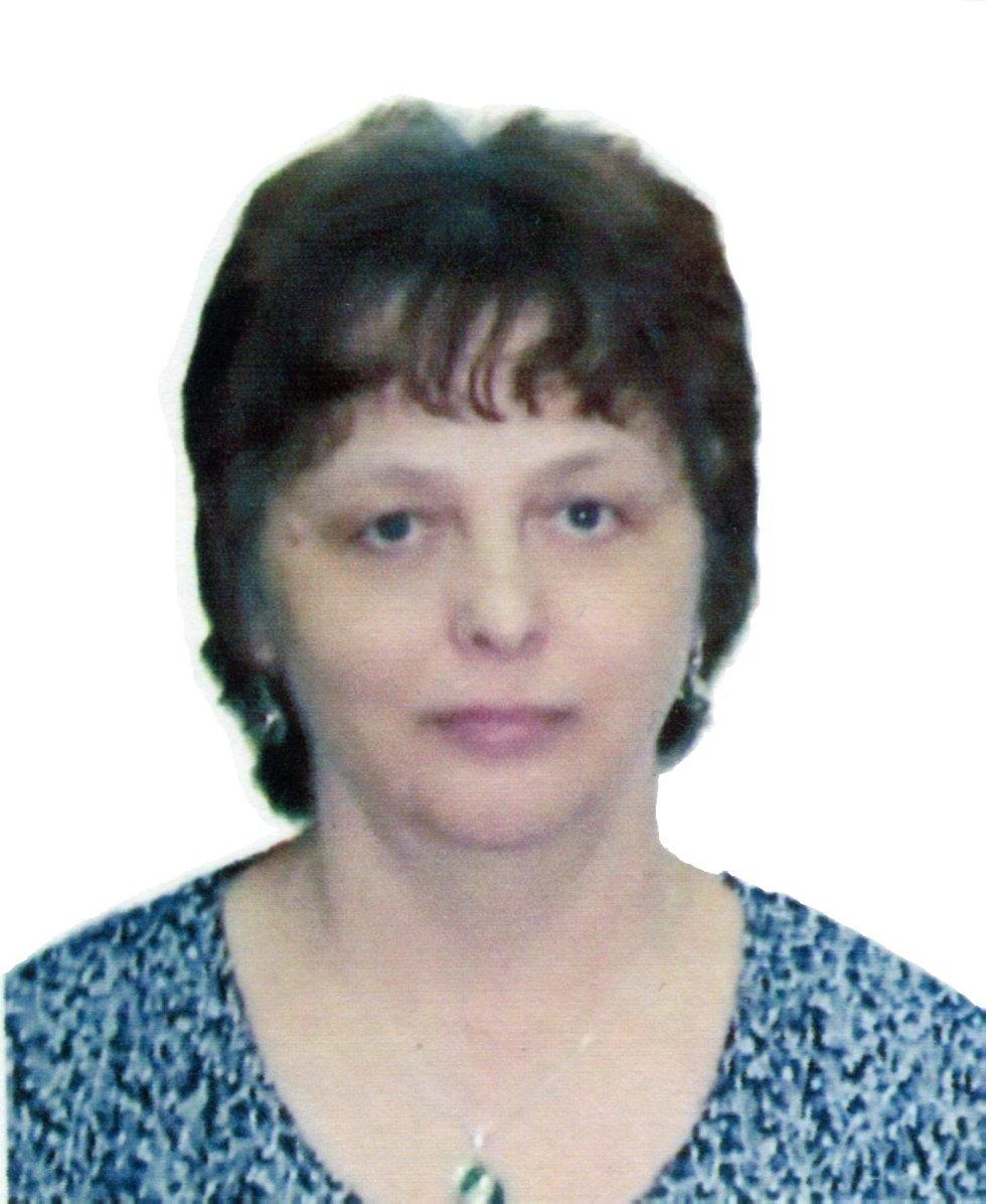 Гоцуляк Ирина Федоровна