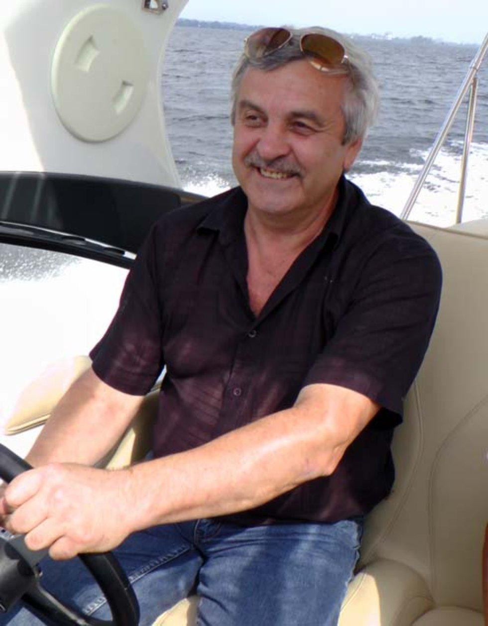 Конюхов Владимир Михайлович