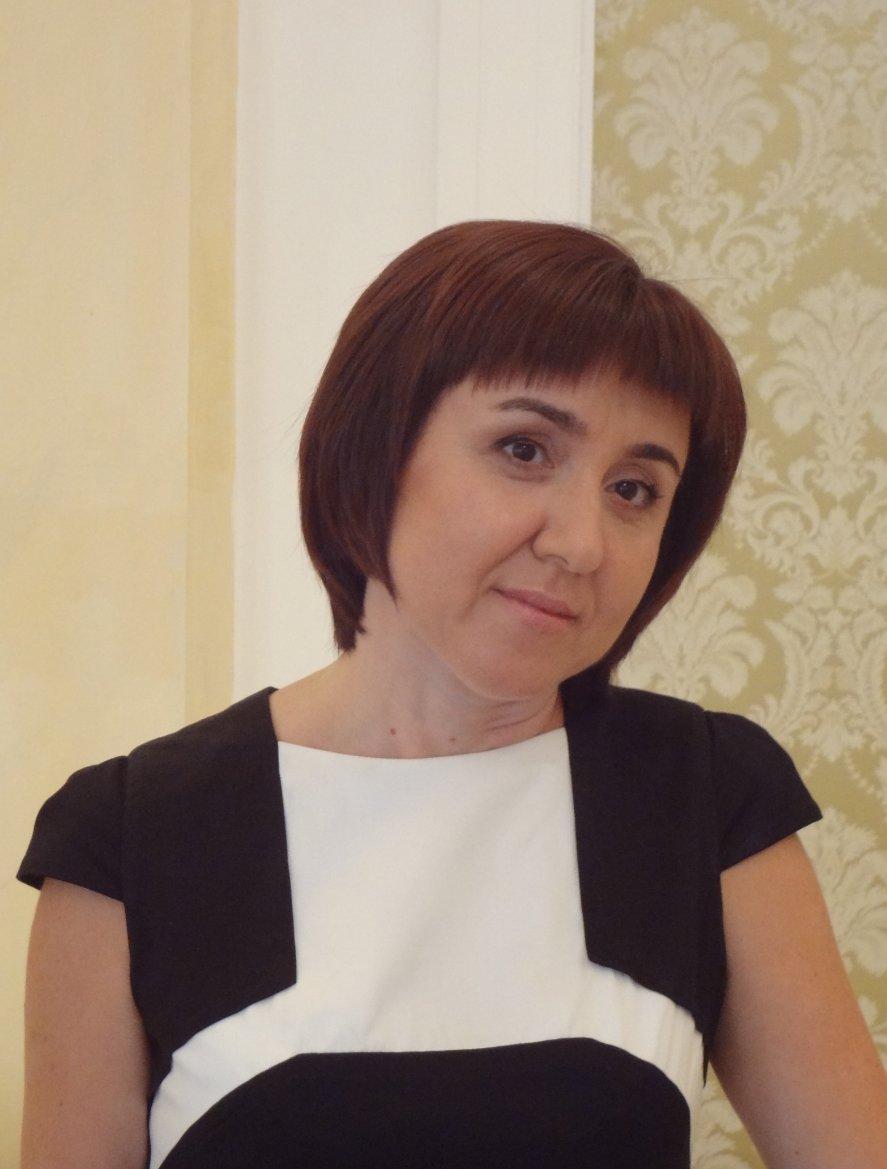 Khairullina Albina Dzhavdatovna