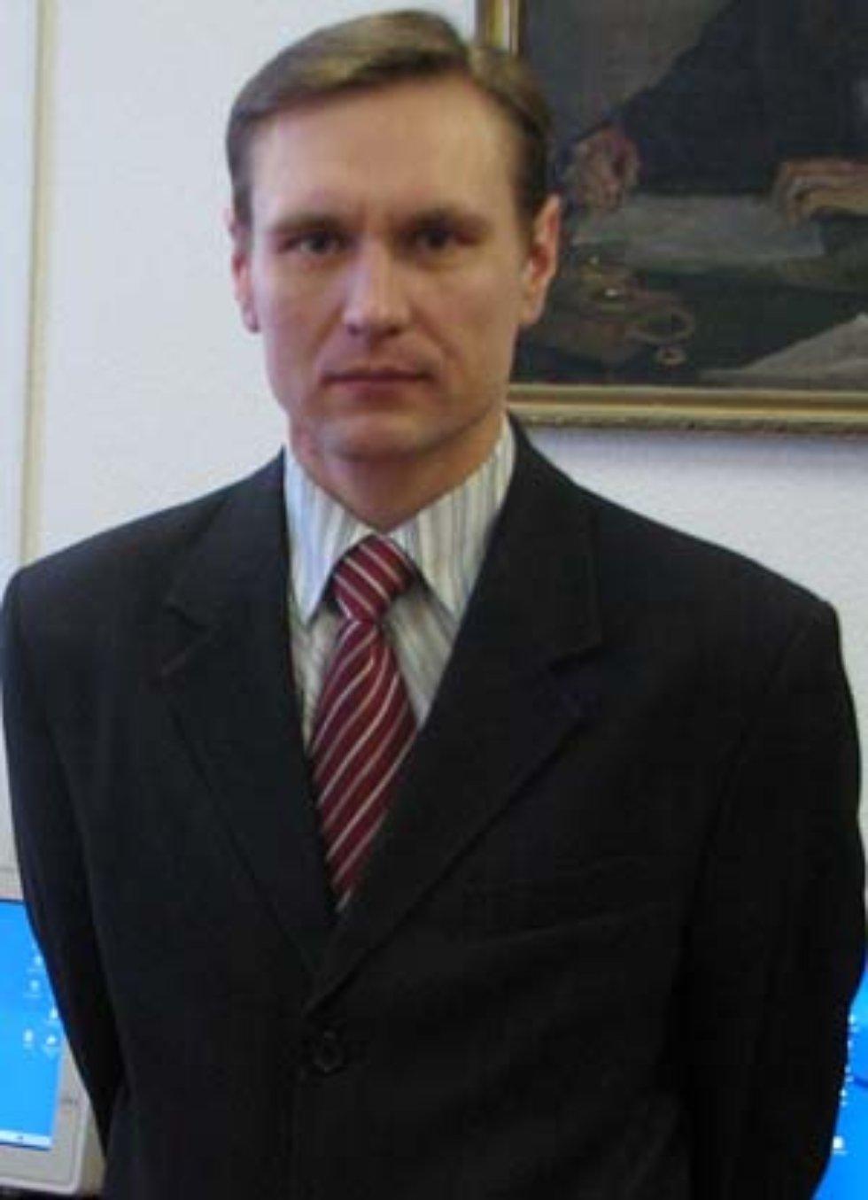 Il'in Sergey Nikolaevich