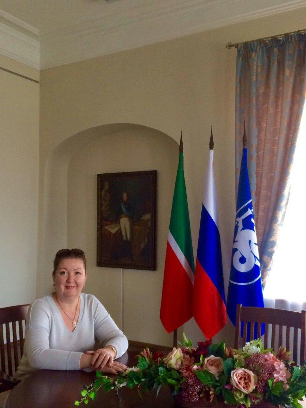 Сакаева Лилия Радиковна