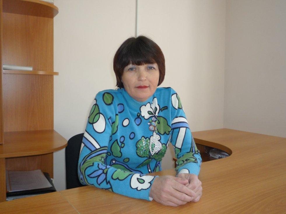 Шаймарданова Люция Шарифзяновна