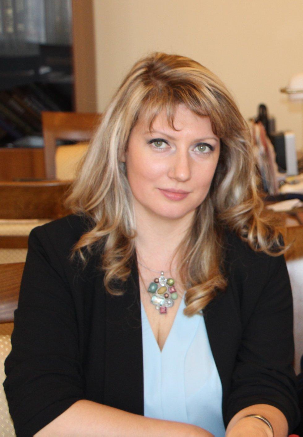 Малинина Юлия Вячеславовна