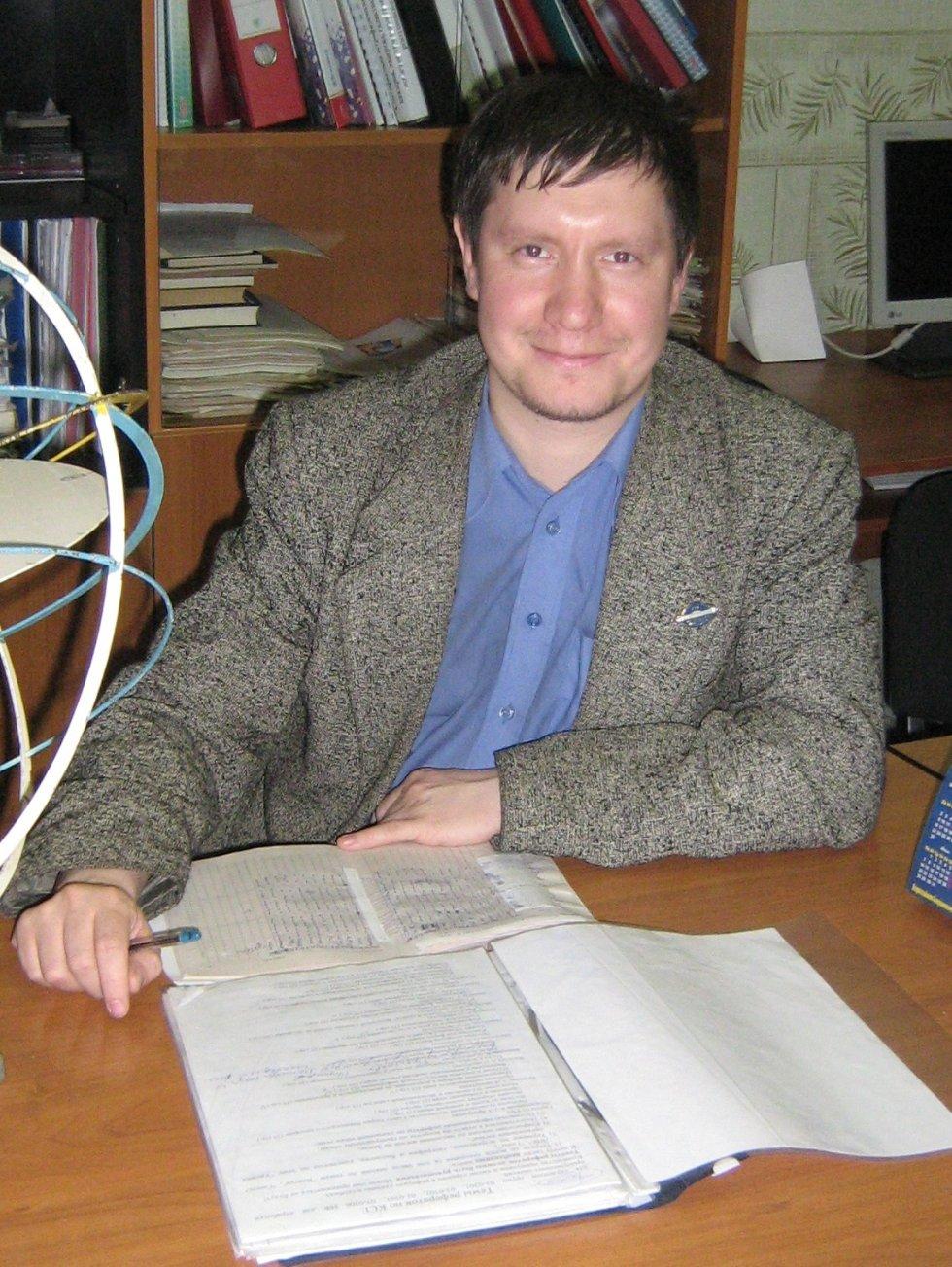Galeev Almaz Ilsurovich